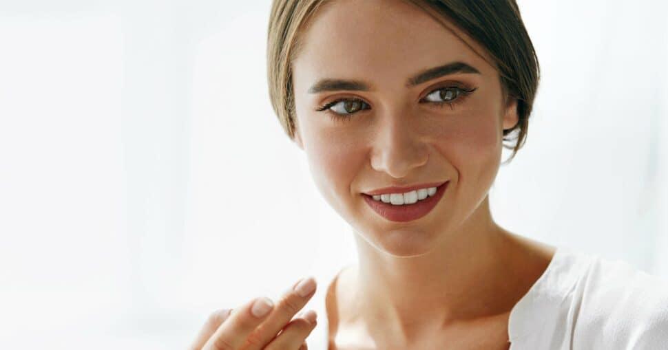 Kontaktlinsenpflege Kontaktlinsenhandhabung