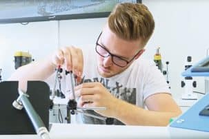 Ausbildung Optiker Handwerk