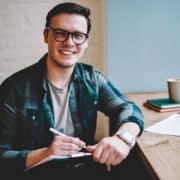 Auftragsschein für Brille und Gläser ausfüllen