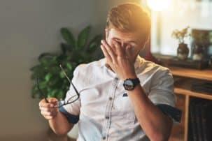 Tipps und Übungen gegen müde Augen