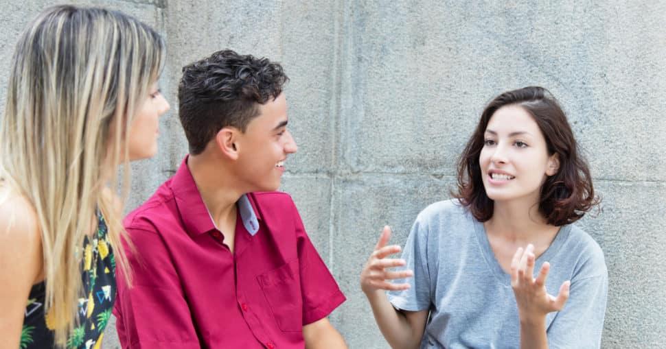 Augenoptik Körpersprache Nonverbale Kommunikation Mimik Gestik