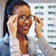 Brillenanpassung Endanpassung Optisch Anatomisch