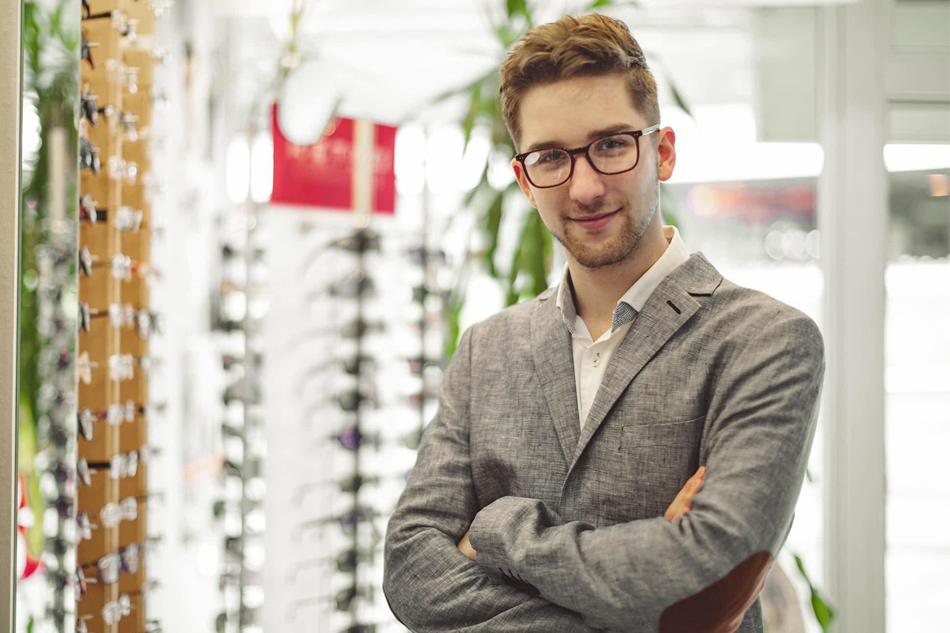 Probezeit in der Ausbildung Augenoptiker