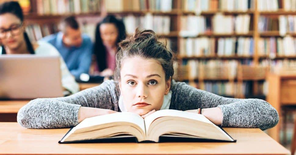 Prüfungsangst und die Angst zu versagen