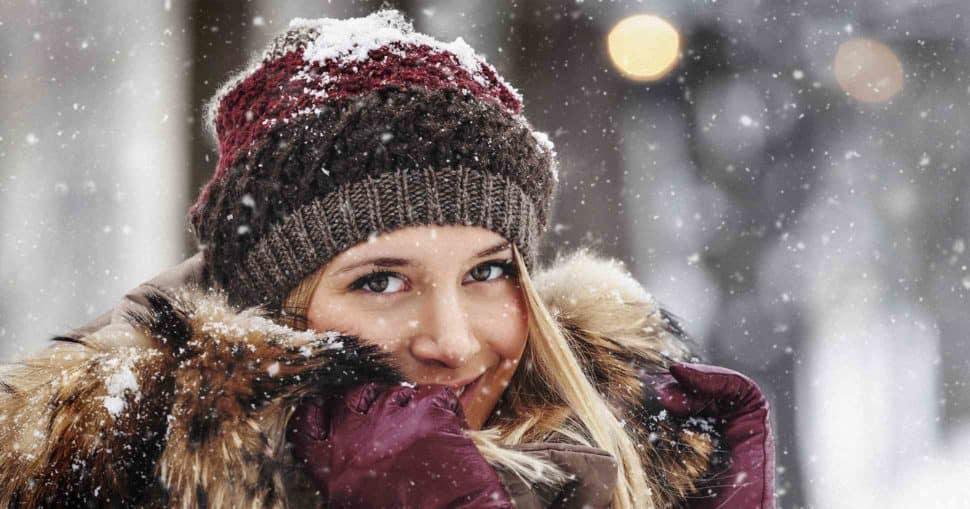 Schlechte Wetterverhältnisse: Zu spät auf der Arbeit durch Schnee